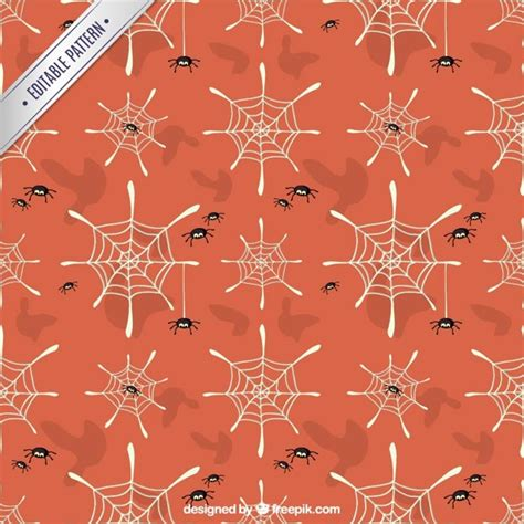 orange pattern web orange spider webs pattern vector free download