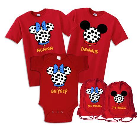 design a disney vacation shirt disney t shirts 101 dalmatians family the official site