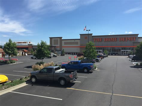 the home depot redmond or company profile