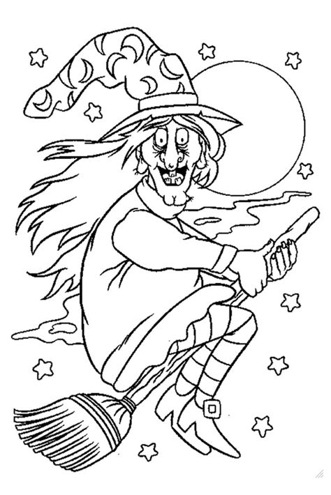 halloween coloring pages high school halloween coloring pages from monsters witches ghosts etc