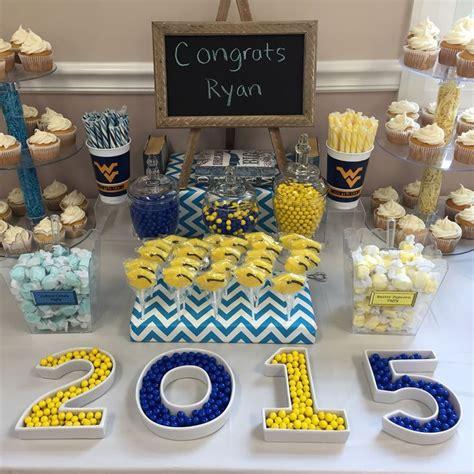 16 best graduation party candy buffet images on pinterest