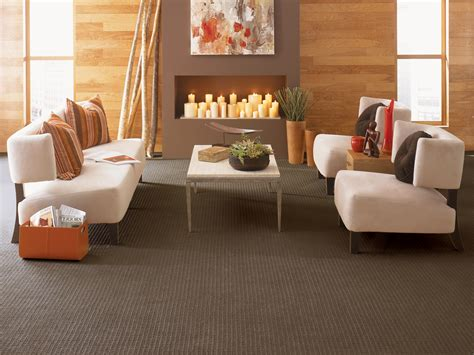 carpet for room living room spacious living room with a fireplace