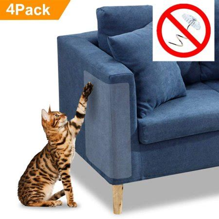Covers For Cat Scratching by 4pcs Cat Scratch Furniture Clear Premium Heavy Duty