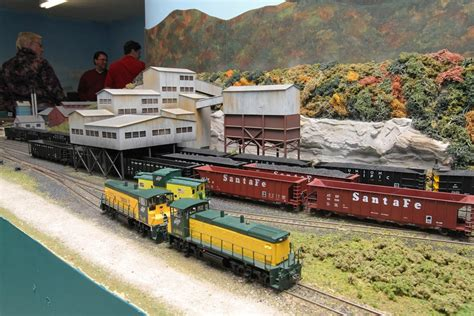 model trains and model railroads gateway nmra st litchfield train group s ho scale illinois model railroad
