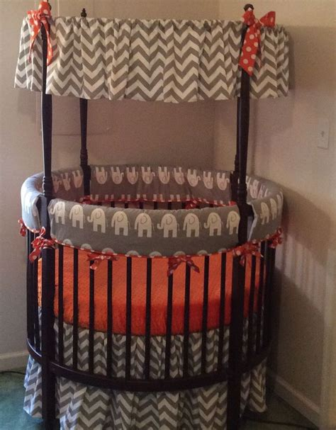 round crib bedding 40 best images about round crib bedding on pinterest round cribs etsy shop and bedding