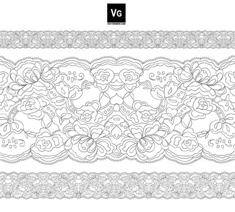 net pattern brush lace pattern brush by vectorgeek on deviantart