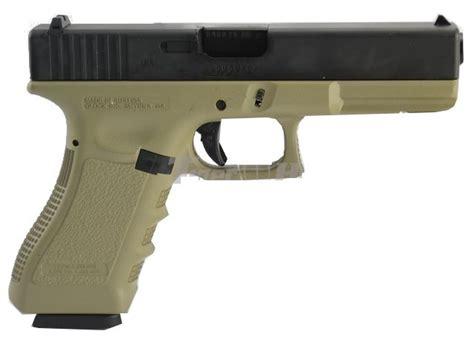 Airsoft Gun Glock 17 army armament glock 17 3 gbb pull the trigger