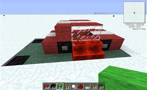 minecraft car ein auto in minecraft herstellen wikihow