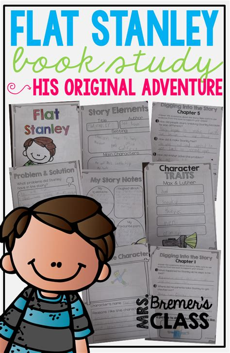 flat stanley picture book mrs bremer s class flat stanley book activities
