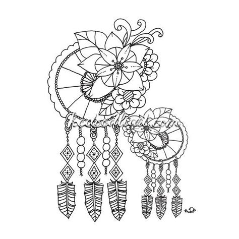 coloring sheets dream catchers dreamcatcher coloring pages coloring home