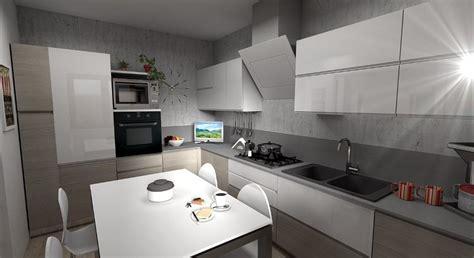 progetti cucine moderne progetti cucine moderne cool progetto cucina angolare