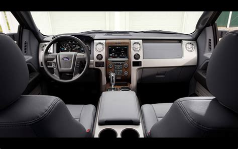 2014 Ford Interior by 2014 Ford F 150 Interior 3 1280x800 Wallpaper