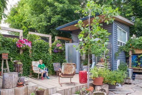 ideas para decorar casa y jardin 15 ideas para las vallas de tu jard 237 n pisos al d 237 a