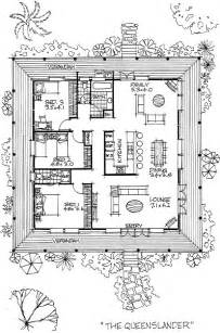 Traditional Queenslander Floor Plan by Queenslander House Plans 171 Unique House Plans