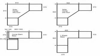 Kitchen Corner Cabinet Dimensions kitchen corner base cabinet dimensions for corner kitchen sink cabinet