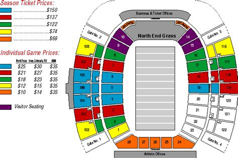 tech stadium seating capacity tech raiders 2002 football schedule