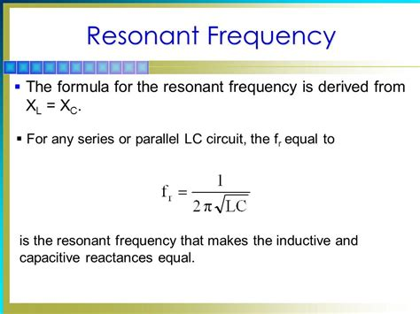 calculate inductance from frequency calculate inductance from resonant frequency 28 images circuit analysis inductor s self