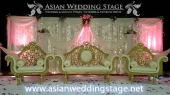 Asian Wedding Home Decorations by Wedding Stages Asian Wedding Mandaps Event Decor