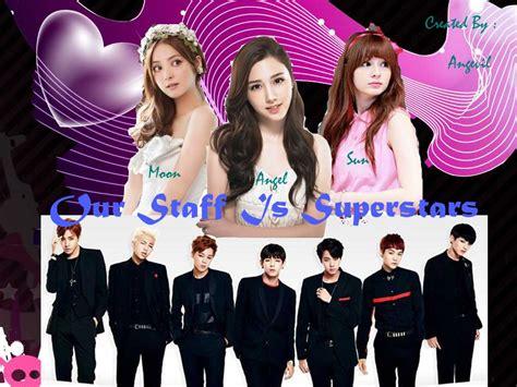 bts ke indonesia bts ff freelance our staff is superstar chapter 5