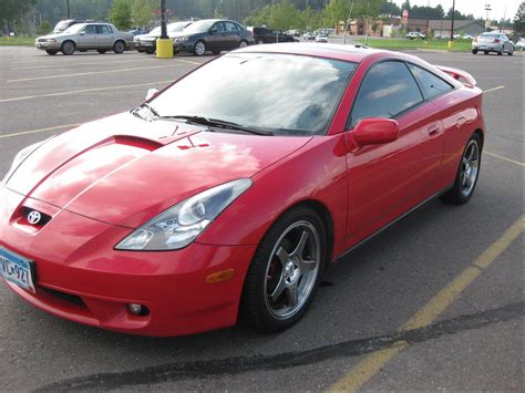 red toyota toyota celica 2005 red www pixshark com images