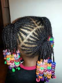 beaded braid hairstyles 1000 images about braids beads and bows for little girls