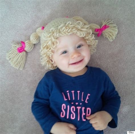 cabbage patch hat crochet attach hair cabbage patch hat crochet attach hair blackhairstylecuts com