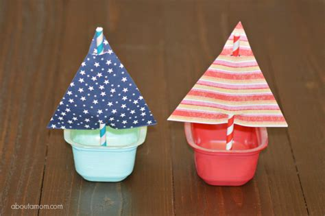 boat craft for sail boat crafts