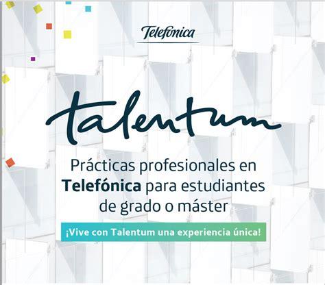nueva master class y convocatoria del master en marketing experiencial telef 243 nica abre una nueva convocatoria de becas talentum