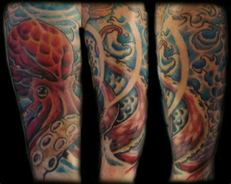 japanese tattoo europe japanese style octopus tattoos pinterest style
