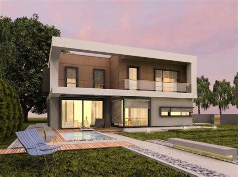 imagenes de casas minimalistas de dos pisos fachadas de casas de 2 pisos part 2
