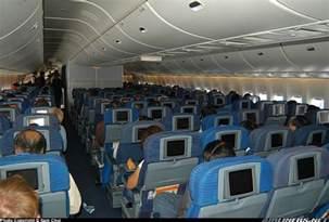 jet airlines boeing 747 interior