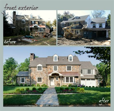 house renovation before and after home renovations before and after take a look how you can rebuild your house