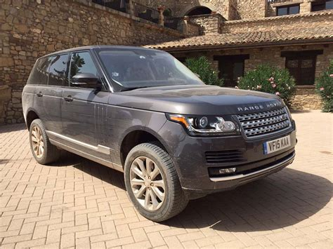 range rover 2016 first drive 2016 range rover sport td6 thedetroitbureau com