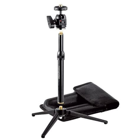 manfrotto table top tripod kit manfrotto mn345 table top tripod kit review compare