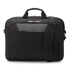 Everki Ekb407nch11 Advance Netbook Briefcase Fits Up To 116 tas koper duffel trolley traveling size l brown jakartanotebook
