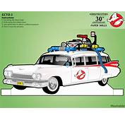 Pin Ghostbusters Ecto 1 Car Town Streets Wiki On Pinterest