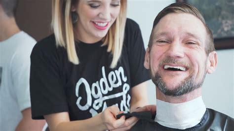 haircuts homeless haircuts for the homeless youtube