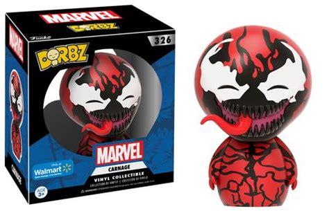 Funko Spider Anti Venom Fu6181 coming soon to walmart carnage anti venom dorbz funko