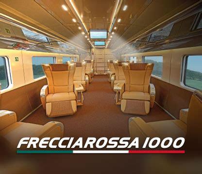 Carrozze Frecciarossa Frecciarossa 1000 Trenitalia