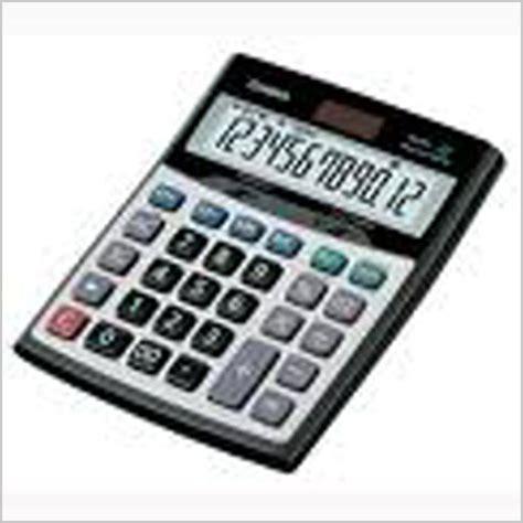 Casio Calculator Dh 14