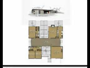 trot style floor plans final dogtrot plan video mp4 youtube