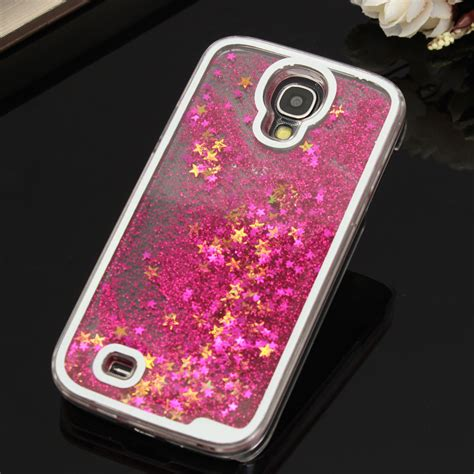 Water Gliter Samsung Note 5 glitter bling liquid clear cover for samsung galaxy s4 s5 s6 note 3 4 ebay