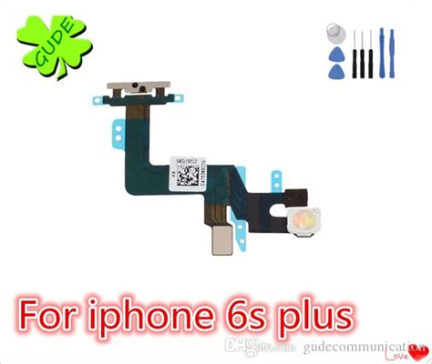 Fleksible On Onoff Iphone 6s Iphone 6s Plus for iphone 6s plus power button switch flex cable 6g 6s on