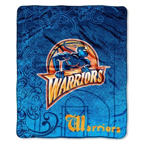 Golden State Warriors Bedding by Golden State Warriors Nba Micro Raschel Blanket 50 Quot X 60 Quot