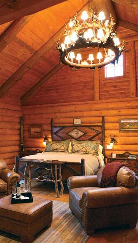 beautiful log home interiors 21 extraordinary beautiful rustic bedroom interior designs filled with coziness