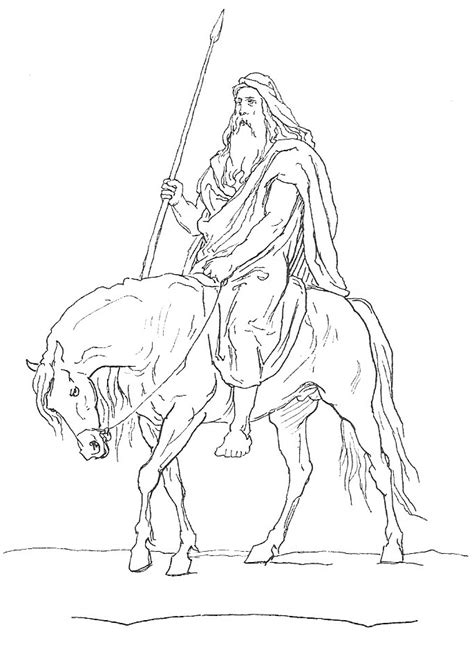 viking coloring pages for adults free coloring pages of viking gods