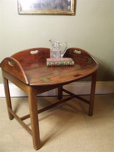 antique butlers tray table 18th c butlers tray table furniture
