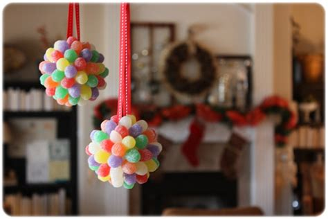 gum drop ornament pomander craft