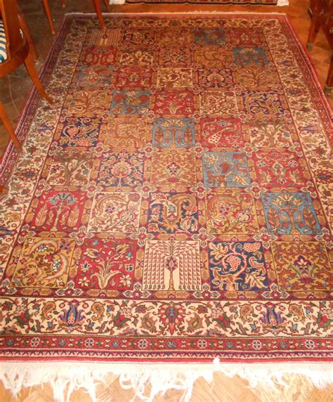 aste tappeti persiani tappeto bukara russo xx secolo antiquariato e dipinti