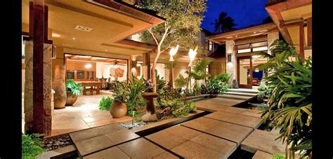 Luxury House For Rent In Honolulu Hi Banyan House Hawaii Luxury Homes For Rent In Hawaii